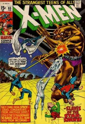 Uncanny X-Men (1963-2011)#65A