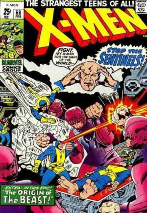 Uncanny X-Men (1963-2011)#68