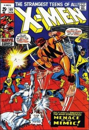 Uncanny X-Men (1963-2011)#69
