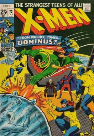 Uncanny X-Men (1963-2011)#72