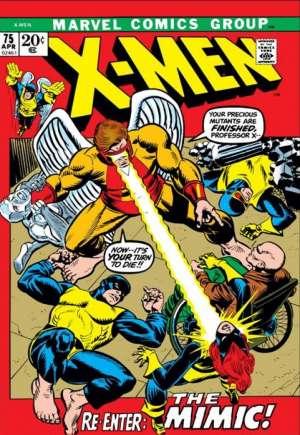 Uncanny X-Men (1963-2011)#75A