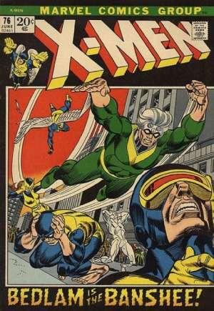 Uncanny X-Men (1963-2011)#76A