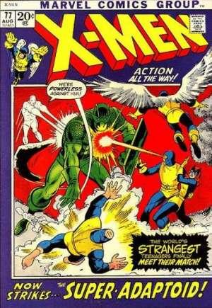Uncanny X-Men (1963-2011)#77A