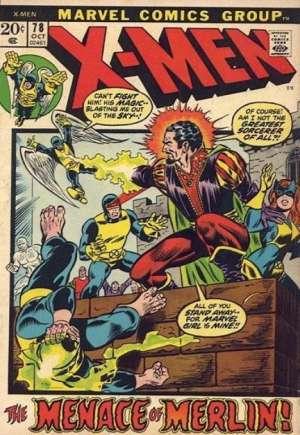 Uncanny X-Men (1963-2011)#78A