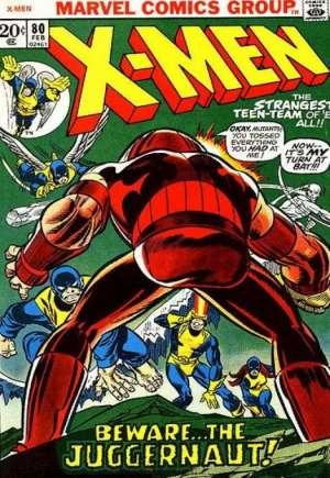 Uncanny X-Men (1963-2011)#80A