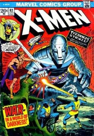 Uncanny X-Men (1963-2011)#82A