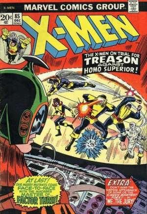Uncanny X-Men (1963-2011)#85A