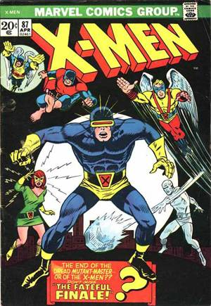 Uncanny X-Men (1963-2011)#87