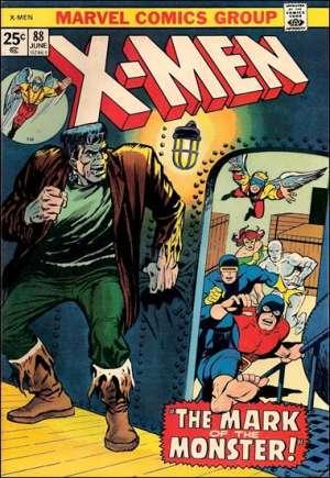 Uncanny X-Men (1963-2011)#88