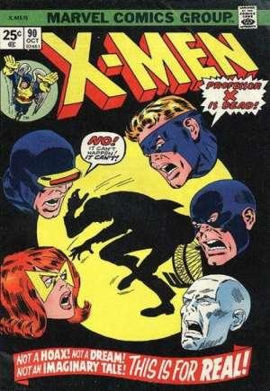 Uncanny X-Men (1963-2011)#90A