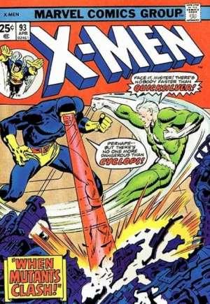 Uncanny X-Men (1963-2011)#93A