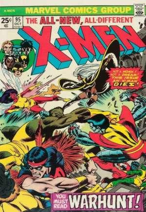Uncanny X-Men (1963-2011)#95
