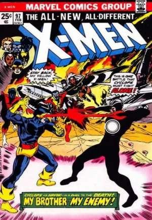 Uncanny X-Men (1963-2011)#97A