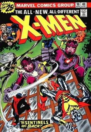 Uncanny X-Men (1963-2011)#98A