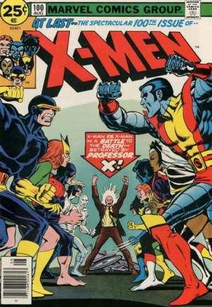 Uncanny X-Men (1963-2011)#100A