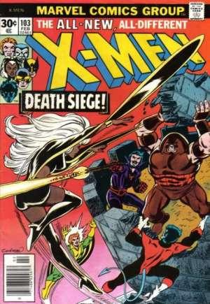 Uncanny X-Men (1963-2011)#103
