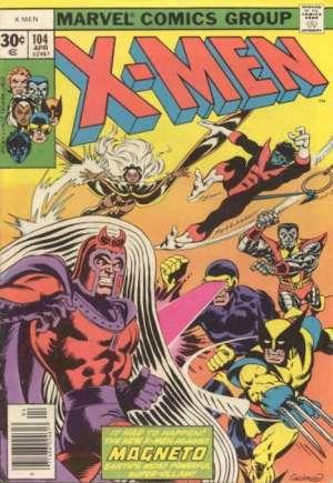 Uncanny X-Men (1963-2011)#104