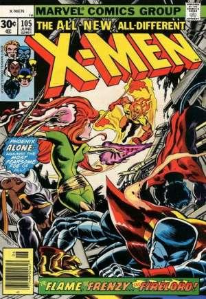 Uncanny X-Men (1963-2011)#105A