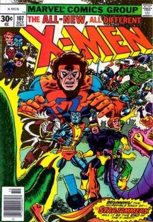 Uncanny X-Men (1963-2011)#107A