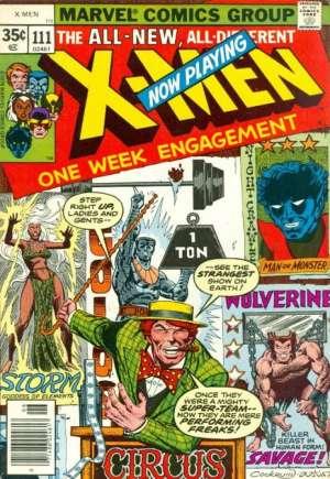 Uncanny X-Men (1963-2011)#111A