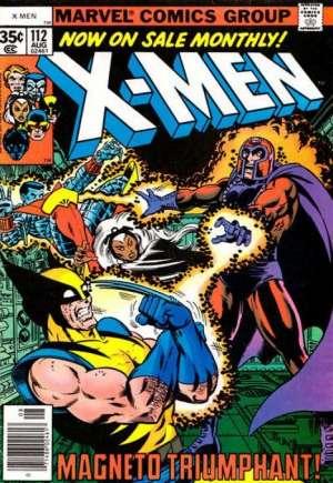 Uncanny X-Men (1963-2011)#112A