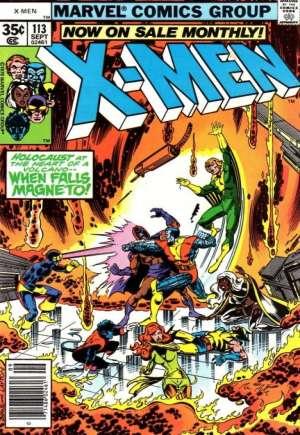 Uncanny X-Men (1963-2011)#113A