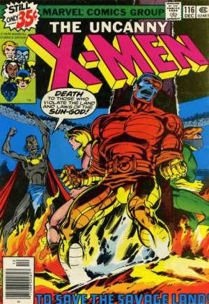 Uncanny X-Men (1963-2011)#116A