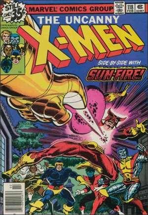 Uncanny X-Men (1963-2011)#118A