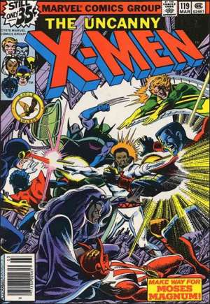 Uncanny X-Men (1963-2011)#119A