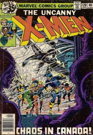 Uncanny X-Men (1963-2011)#120A