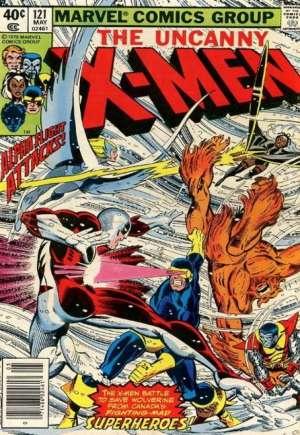 Uncanny X-Men (1963-2011)#121