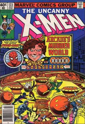 Uncanny X-Men (1963-2011)#123A