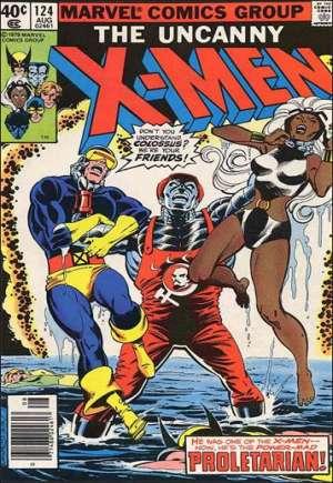Uncanny X-Men (1963-2011)#124A