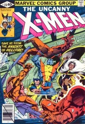 Uncanny X-Men (1963-2011)#129B