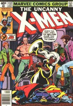 Uncanny X-Men (1963-2011)#132A