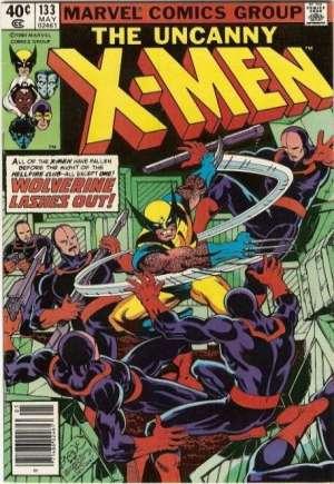 Uncanny X-Men (1963-2011)#133A