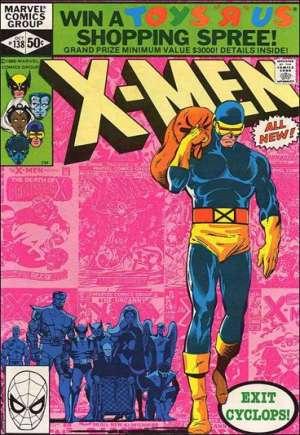 Uncanny X-Men (1963-2011)#138B