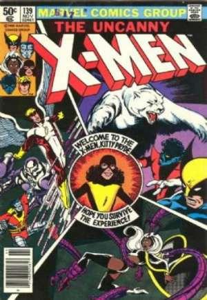 Uncanny X-Men (1963-2011)#139A
