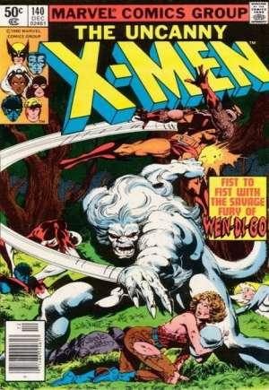 Uncanny X-Men (1963-2011)#140A