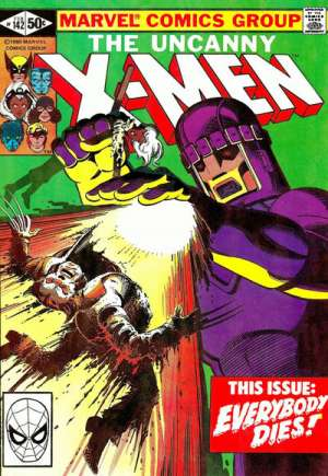 Uncanny X-Men (1963-2011)#142B