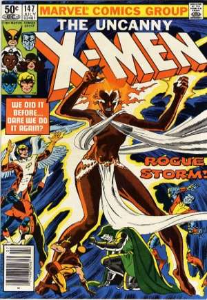 Uncanny X-Men (1963-2011)#147A