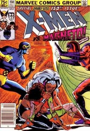 Uncanny X-Men (1963-2011)#150A