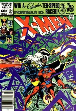 Uncanny X-Men (1963-2011)#154A