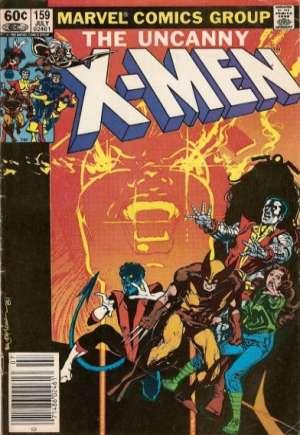 Uncanny X-Men (1963-2011)#159A