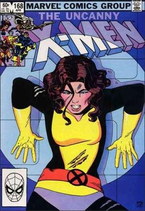 Uncanny X-Men (1963-2011)#168B