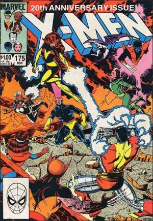 Uncanny X-Men (1963-2011)#175B