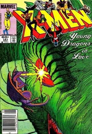 Uncanny X-Men (1963-2011)#181A