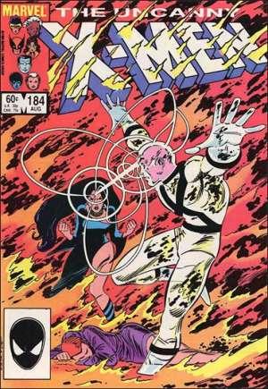 Uncanny X-Men (1963-2011)#184B