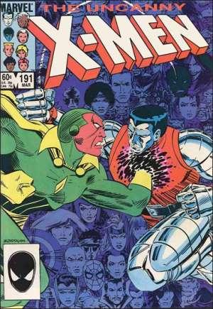 Uncanny X-Men (1963-2011)#191B