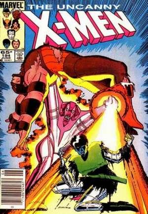 Uncanny X-Men (1963-2011)#194A